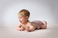 6 month photography session in a studio Westford MA